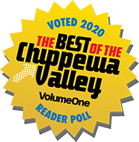 Voted #1 Best Trainer in the Chippewa Valley 2020